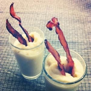 céleri bacon